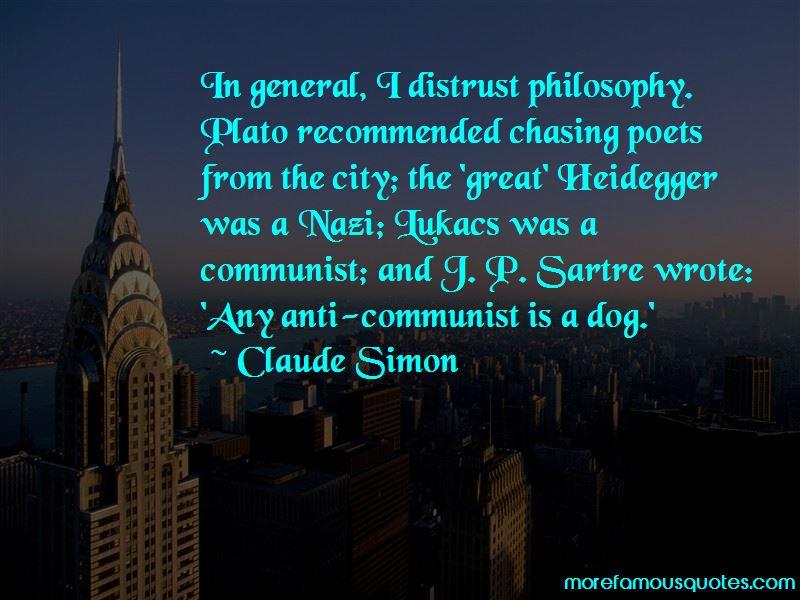 Claude Simon Quotes Pictures 4