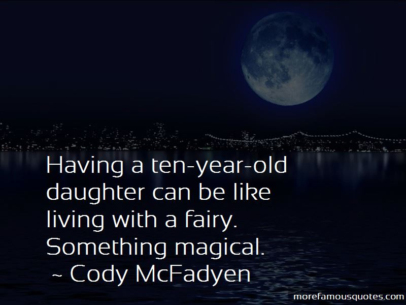 Cody McFadyen Quotes