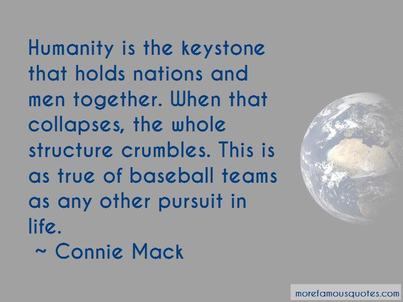 Connie Mack Quotes Pictures 3