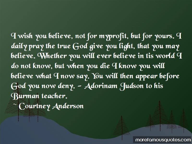 Courtney Anderson Quotes Pictures 2