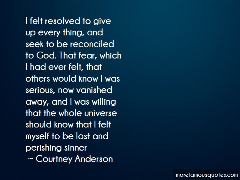 Courtney Anderson Quotes Pictures 3
