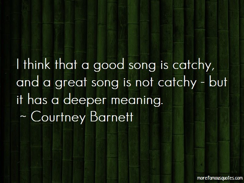 Courtney Barnett Quotes Pictures 4