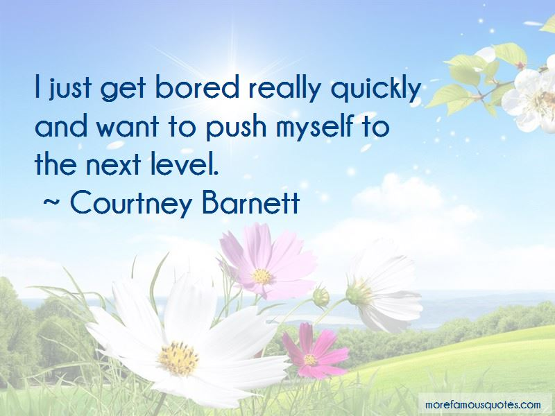 Courtney Barnett Quotes
