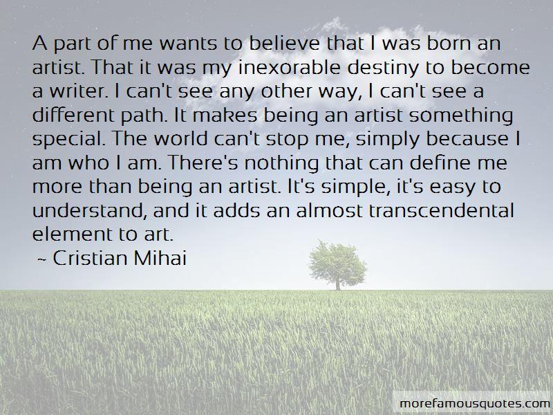 Cristian Mihai Quotes Pictures 3