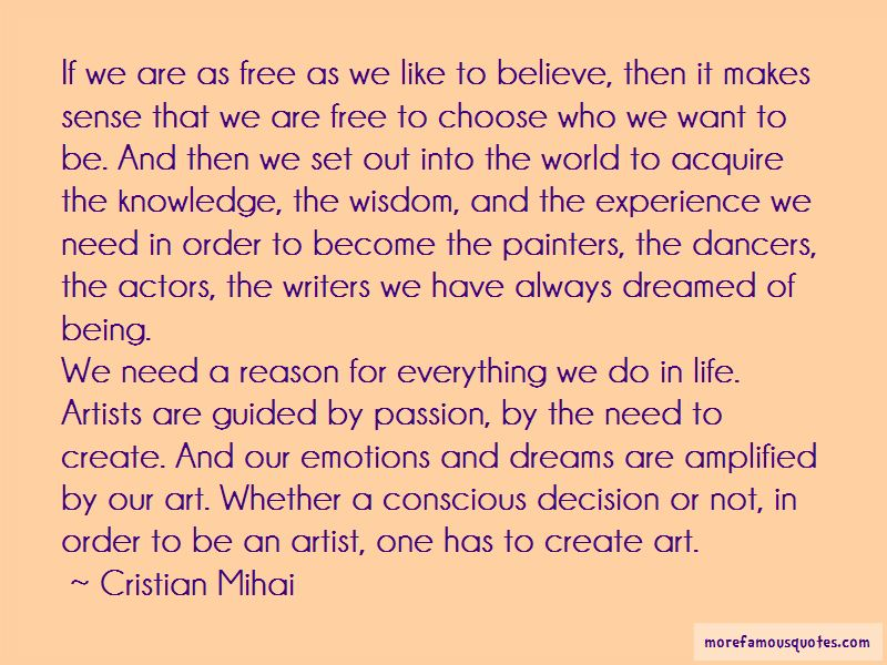 Cristian Mihai Quotes Pictures 4