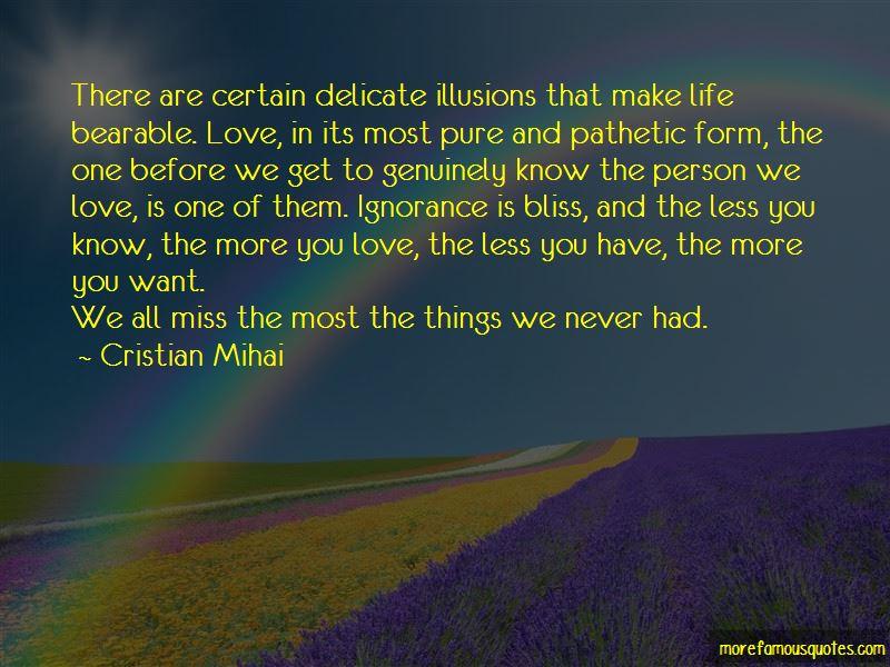 Cristian Mihai Quotes