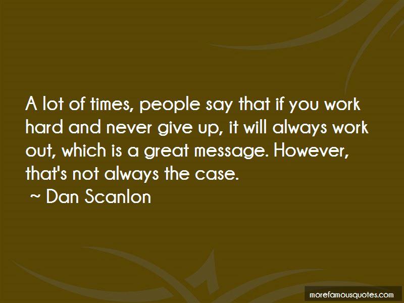 Dan Scanlon Quotes Pictures 2