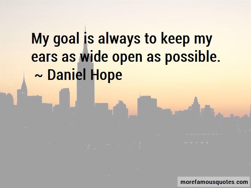 Daniel Hope Quotes Pictures 3
