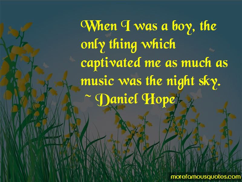 Daniel Hope Quotes Pictures 4