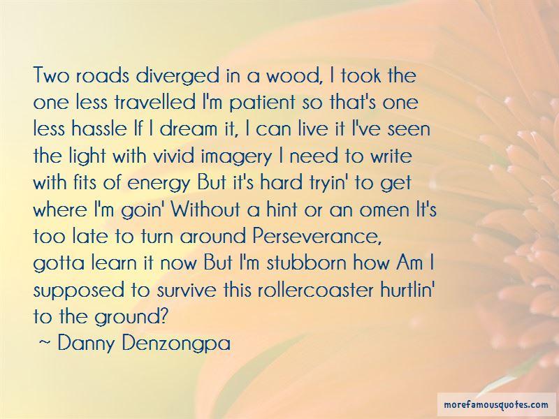 Danny Denzongpa Quotes Pictures 2