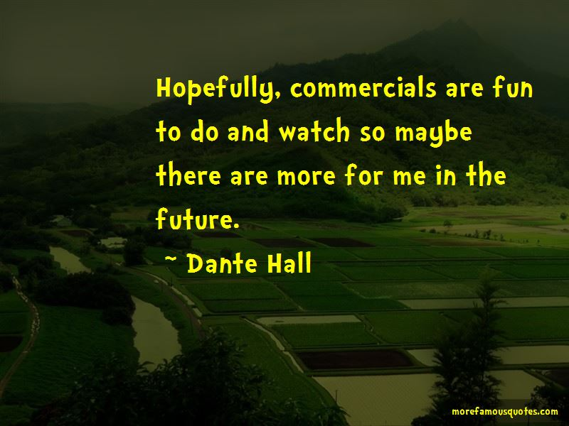 Dante Hall Quotes Pictures 2