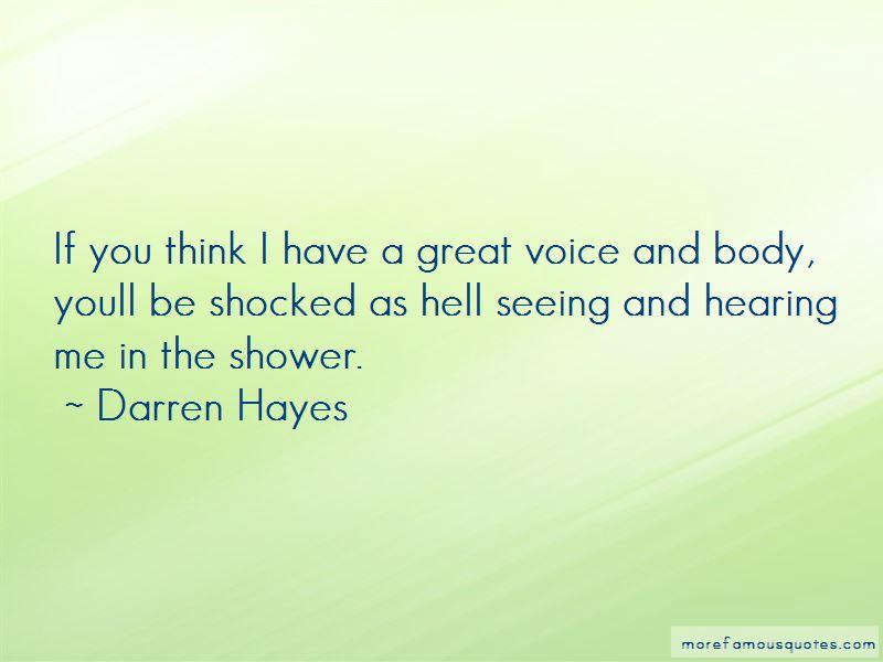 Darren Hayes Quotes Pictures 4
