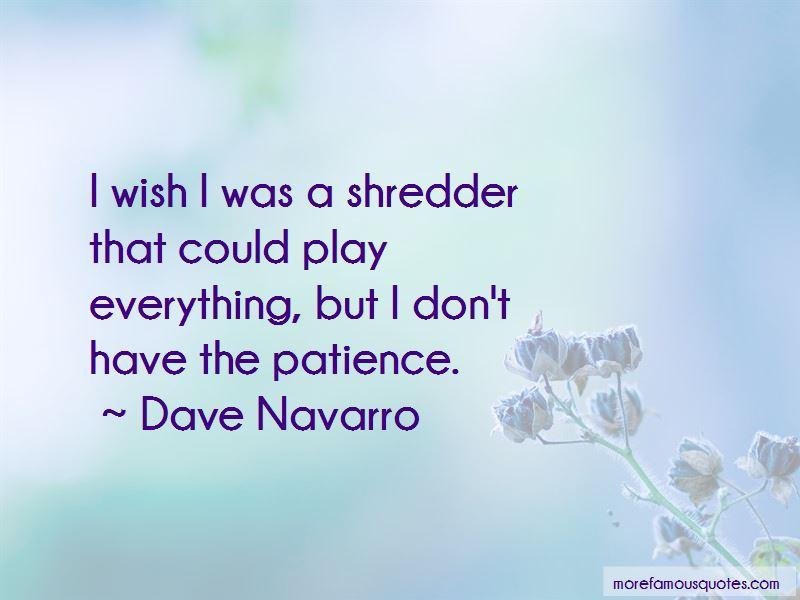 Dave Navarro Quotes Pictures 3