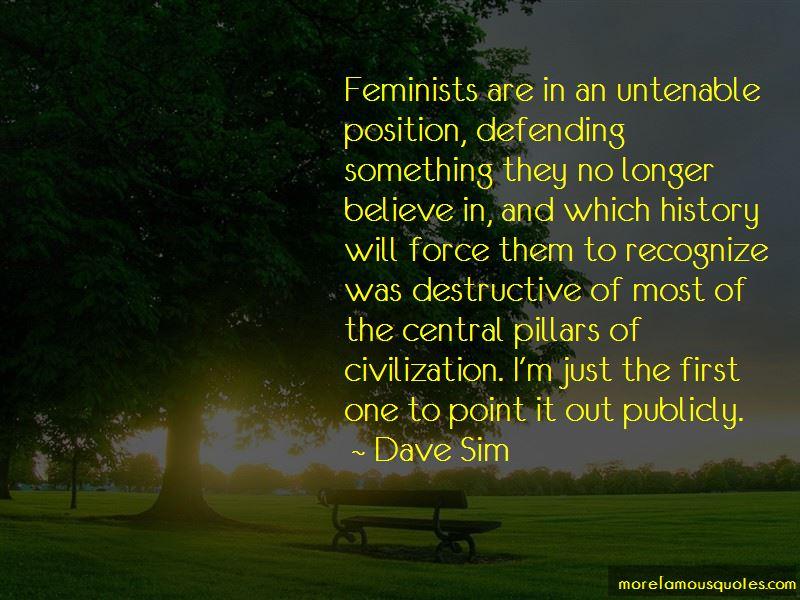 Dave Sim Quotes