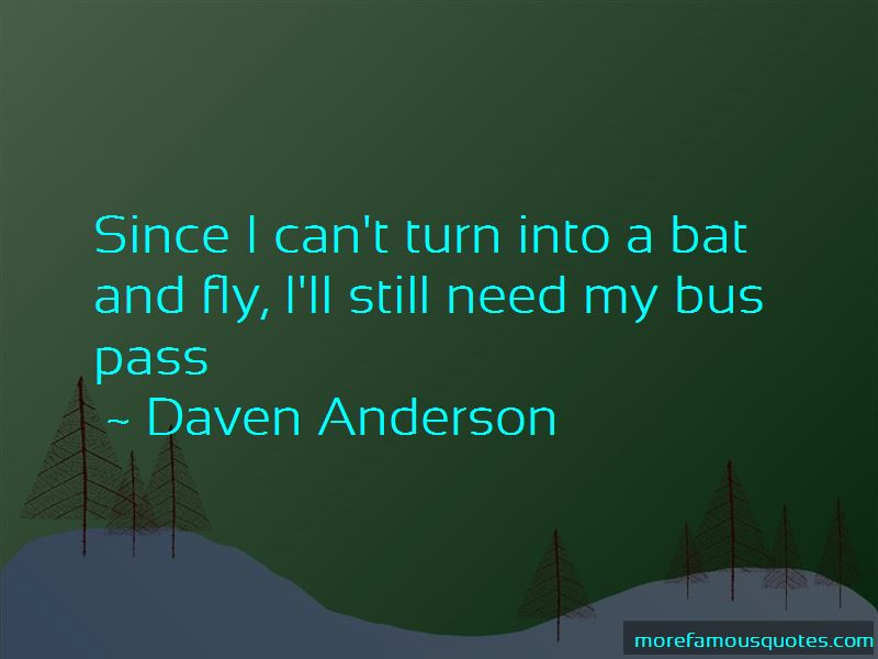 Daven Anderson Quotes Pictures 2