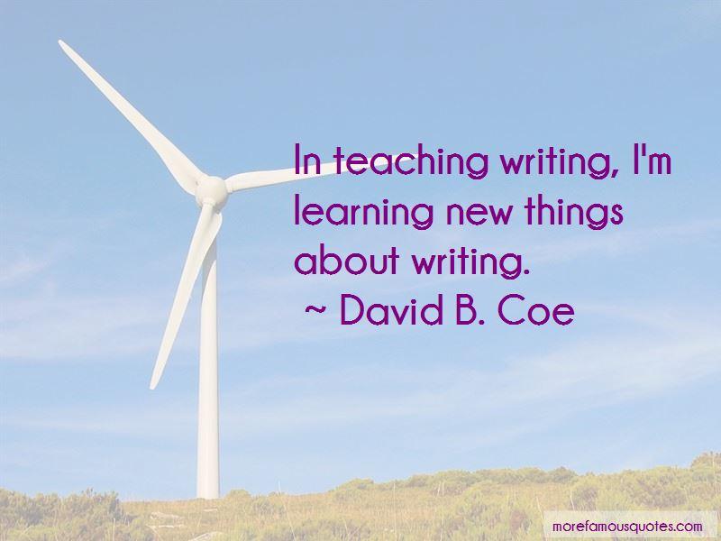 David B. Coe Quotes Pictures 2