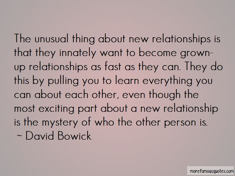 David Bowick Quotes Pictures 2