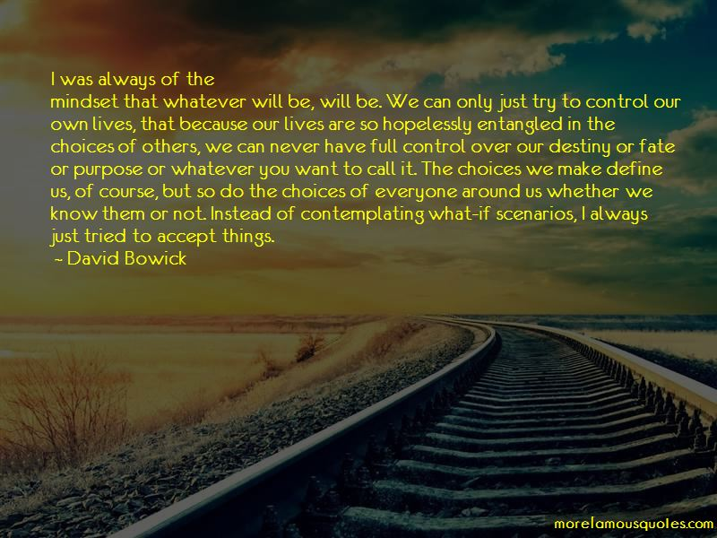 David Bowick Quotes Pictures 4
