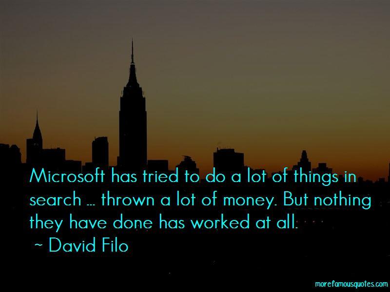 David Filo Quotes Pictures 2