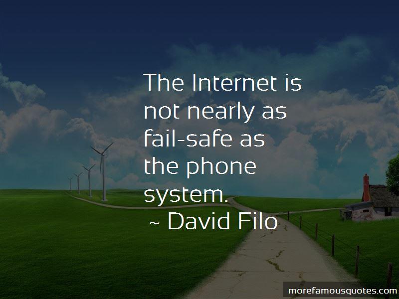 David Filo Quotes