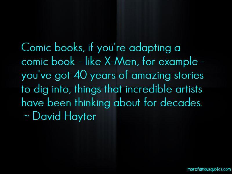 David Hayter Quotes Pictures 3