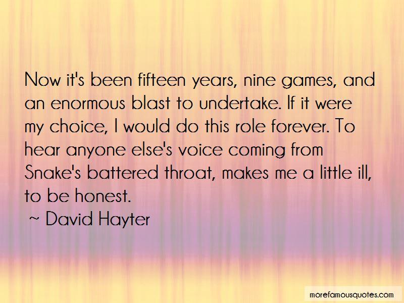 David Hayter Quotes Pictures 4