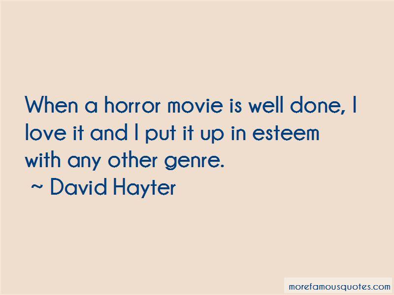 David Hayter Quotes