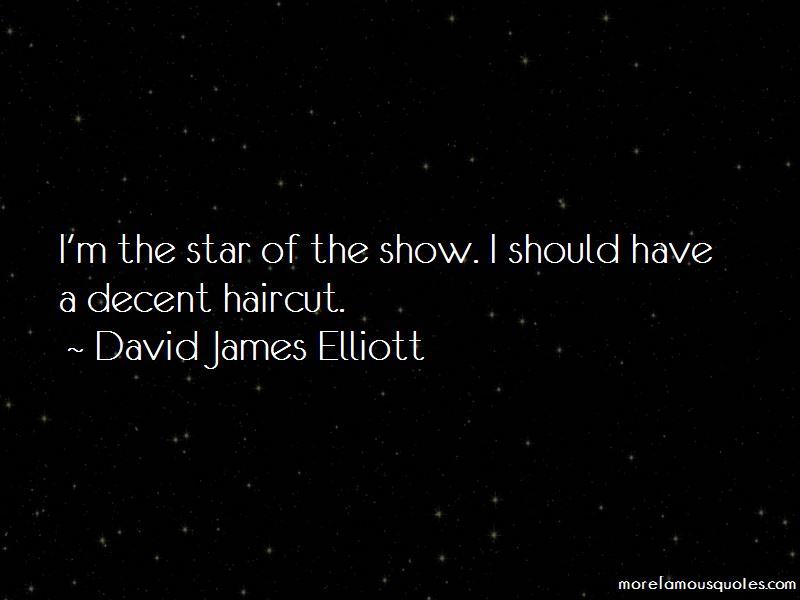 David James Elliott Quotes Pictures 4