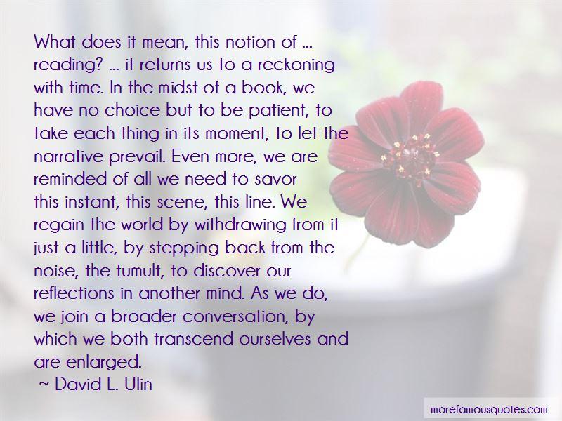 David L. Ulin Quotes
