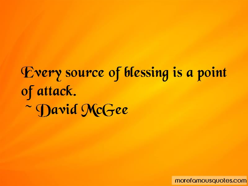 David McGee Quotes Pictures 3