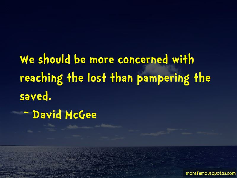 David McGee Quotes Pictures 4