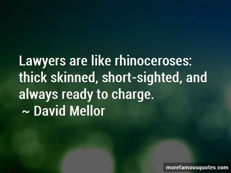 David Mellor Quotes Pictures 2