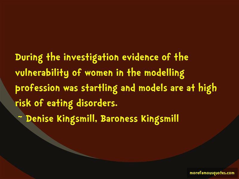 Denise Kingsmill, Baroness Kingsmill Quotes