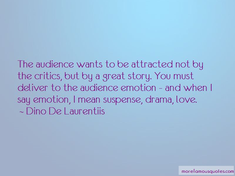 Dino De Laurentiis Quotes Pictures 3