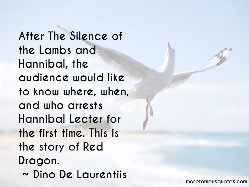 Dino De Laurentiis Quotes Pictures 4