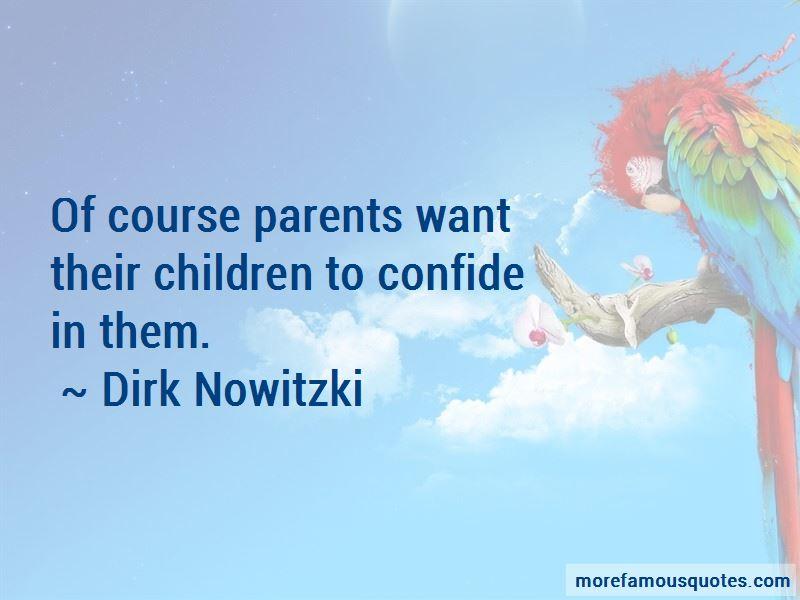 Dirk Nowitzki Quotes