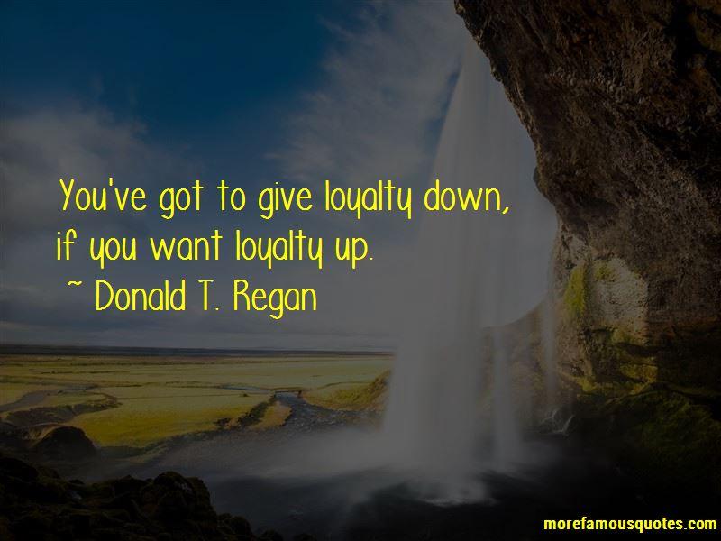 Donald T. Regan Quotes Pictures 3