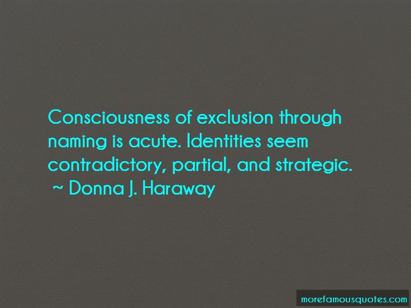 Donna J. Haraway Quotes Pictures 2