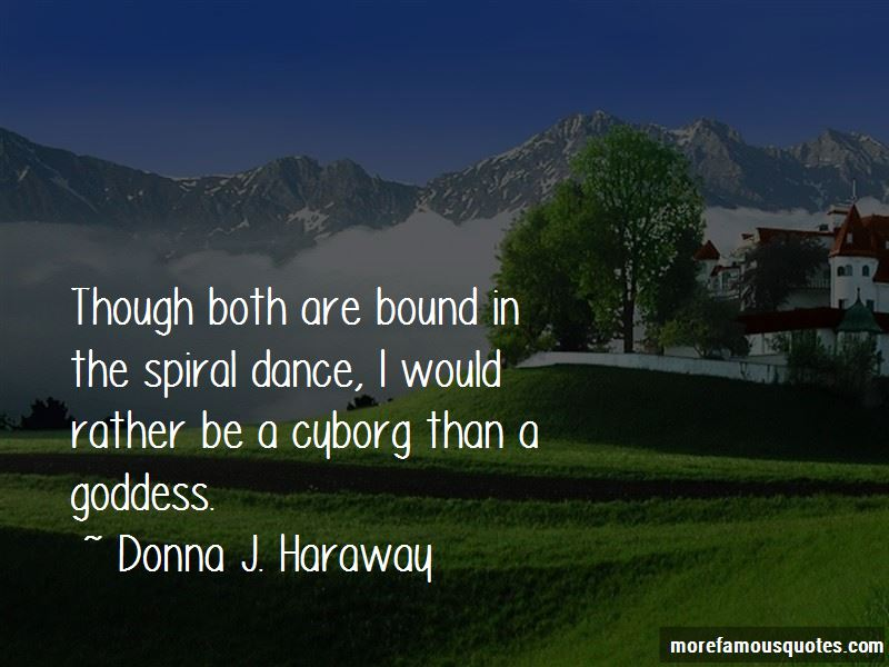 Donna J. Haraway Quotes Pictures 4