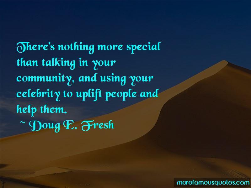 Doug E. Fresh Quotes Pictures 3