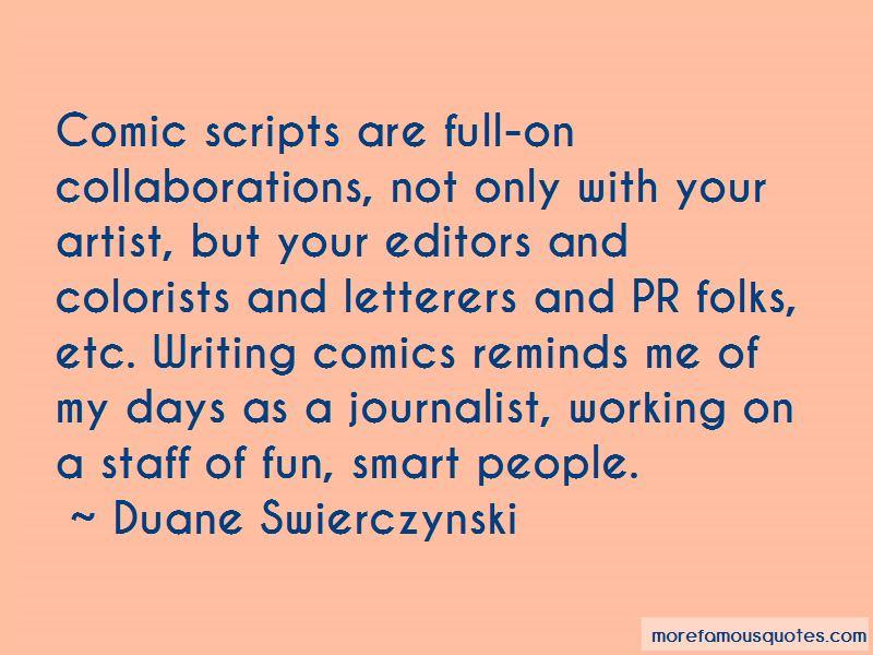 Duane Swierczynski Quotes Pictures 3