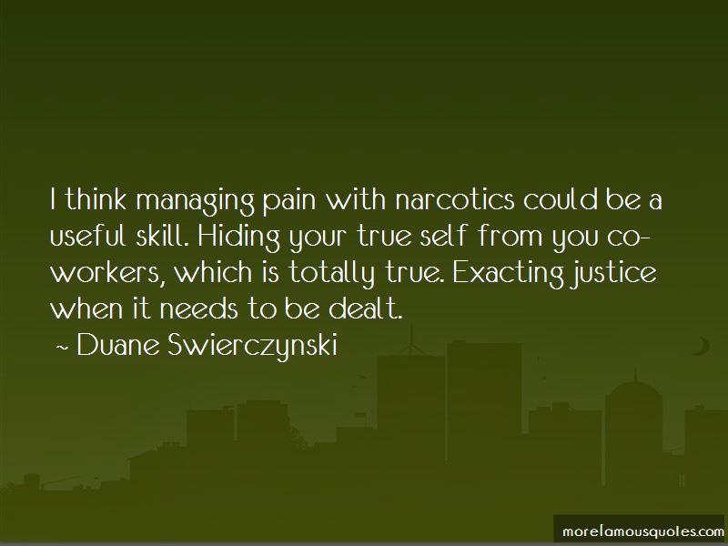Duane Swierczynski Quotes