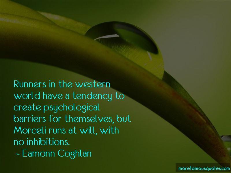 Eamonn Coghlan Quotes