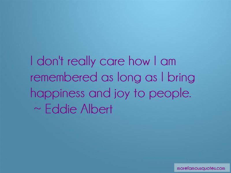 Eddie Albert Quotes Pictures 3