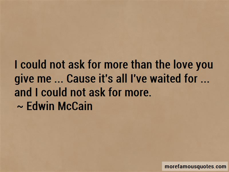Edwin McCain Quotes Pictures 4