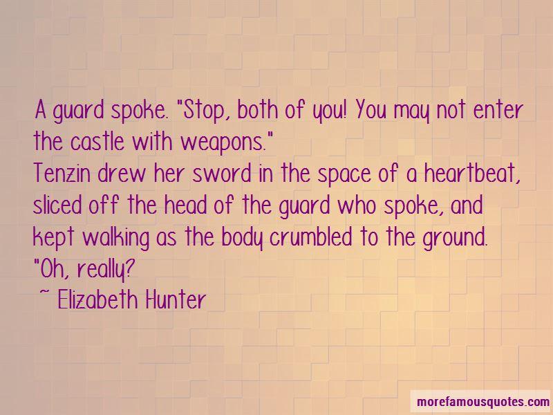 Elizabeth Hunter Quotes Pictures 2