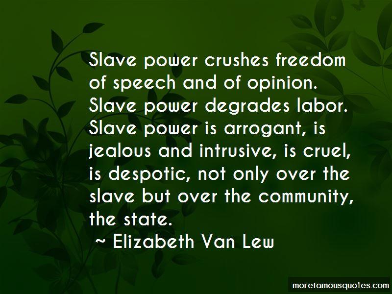 Elizabeth Van Lew Quotes
