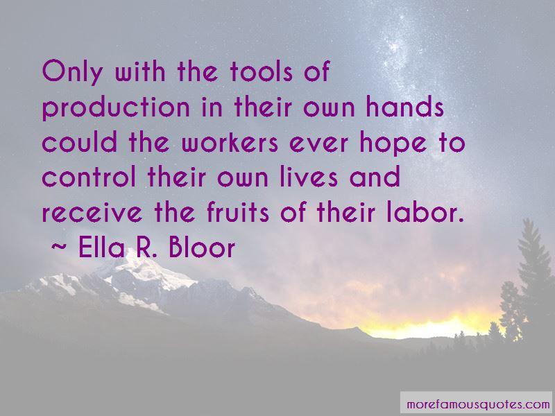 Ella R. Bloor Quotes Pictures 2