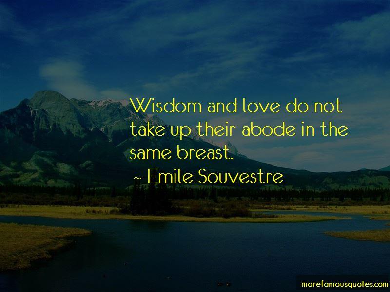 Emile Souvestre Quotes Pictures 2