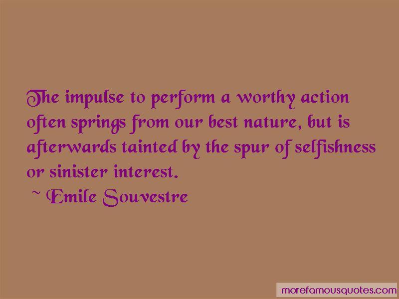 Emile Souvestre Quotes Pictures 4
